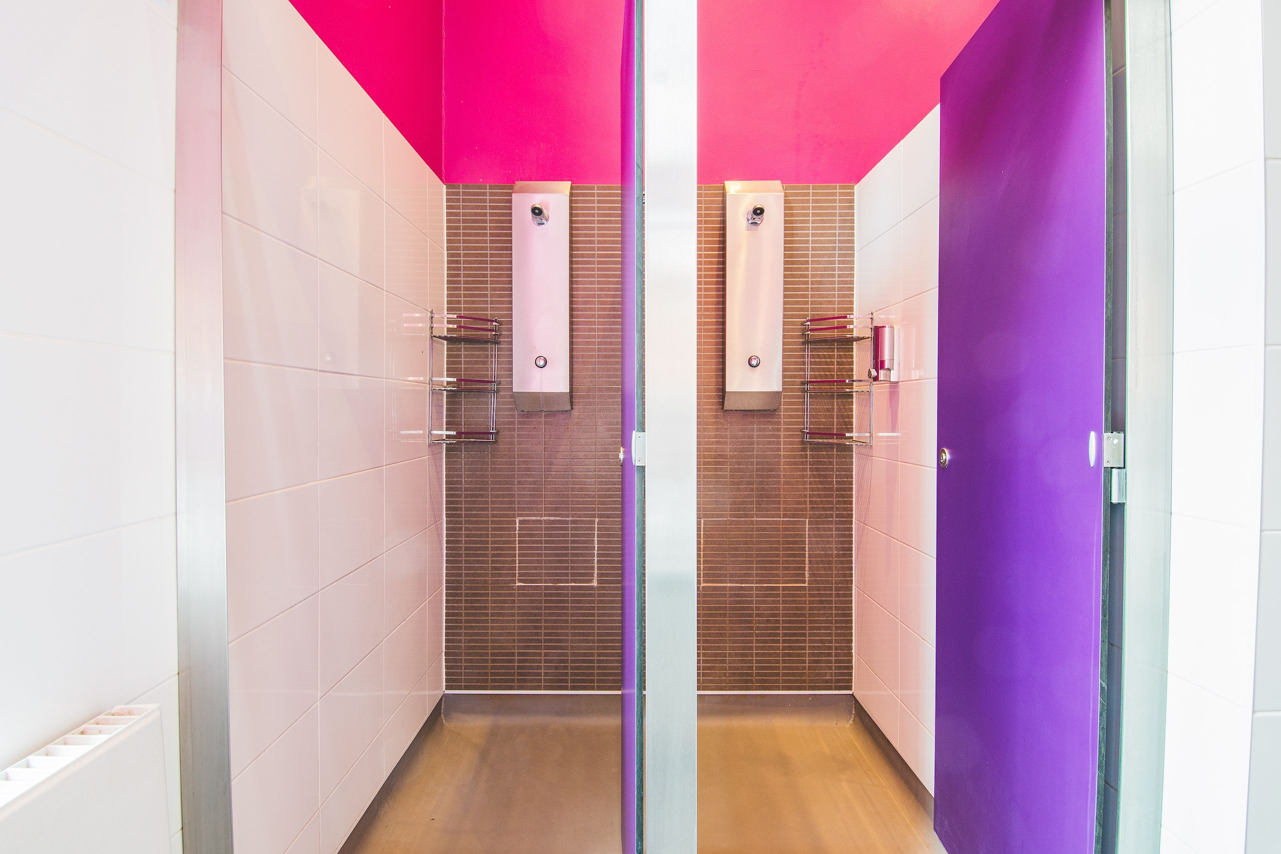 Safestay Kensington Holland Park - Showers