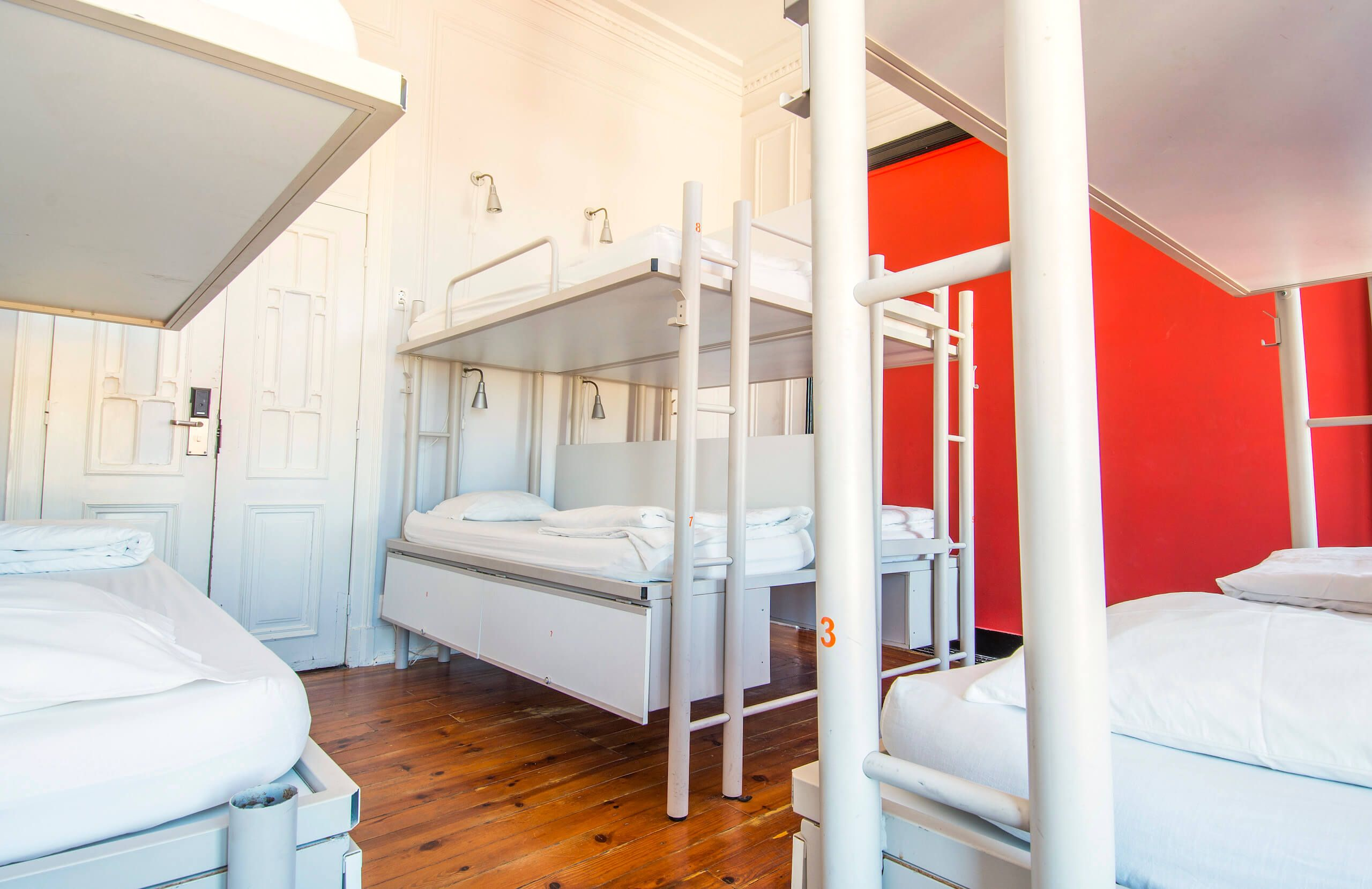Safestay Lisbon - Shared Dorms