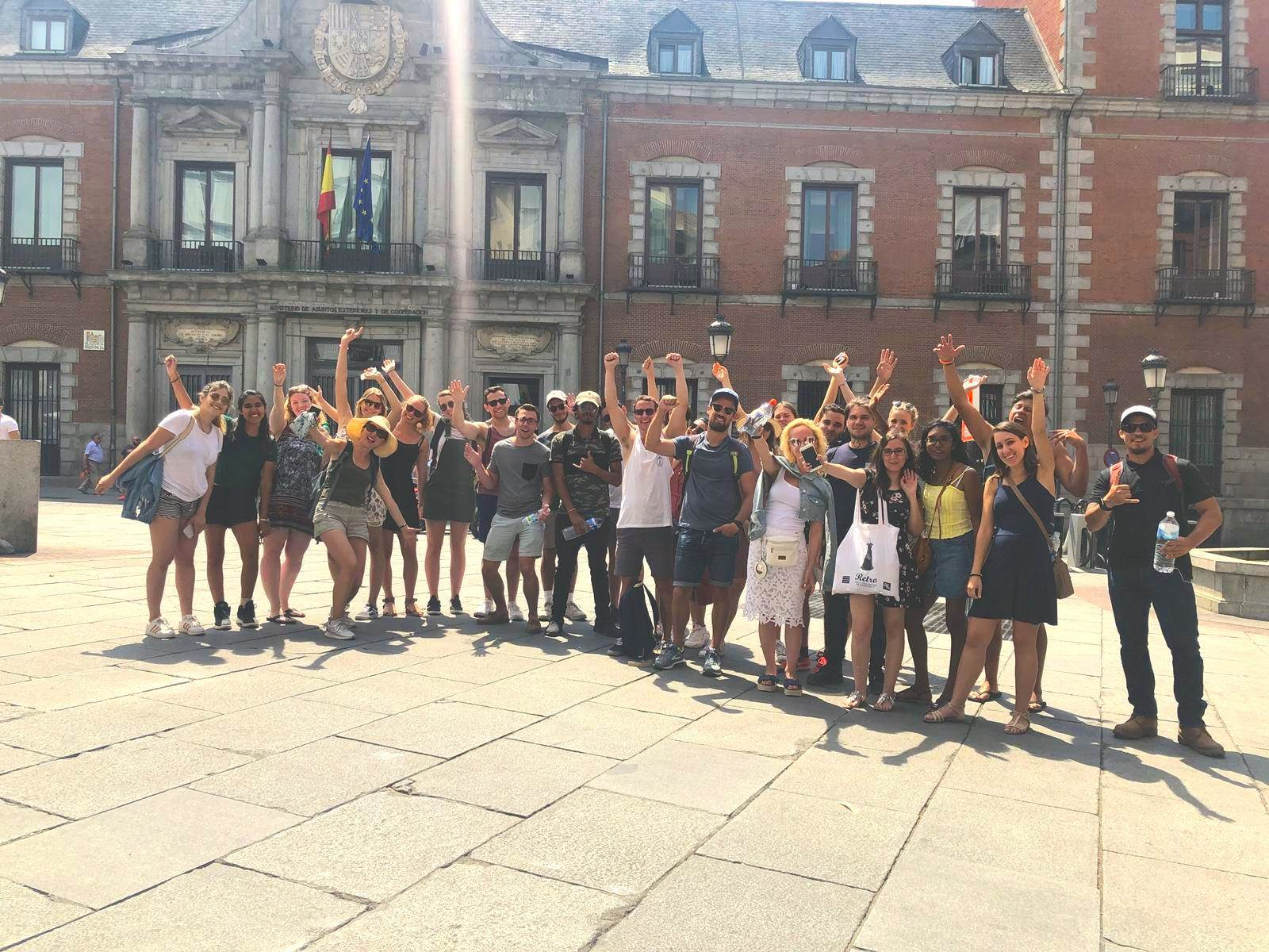 18 Free Madrid Walking Tour - 'The Other Side of Madrid'