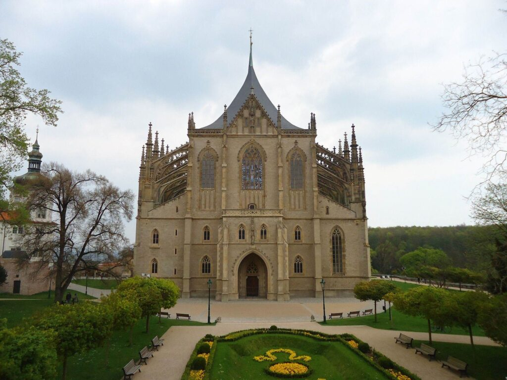 Day trip to Kutná Hora and the bone chapel