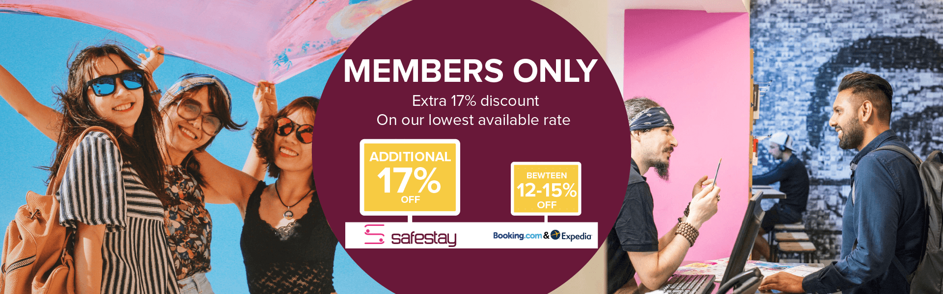 Exclusive Members Only Offer