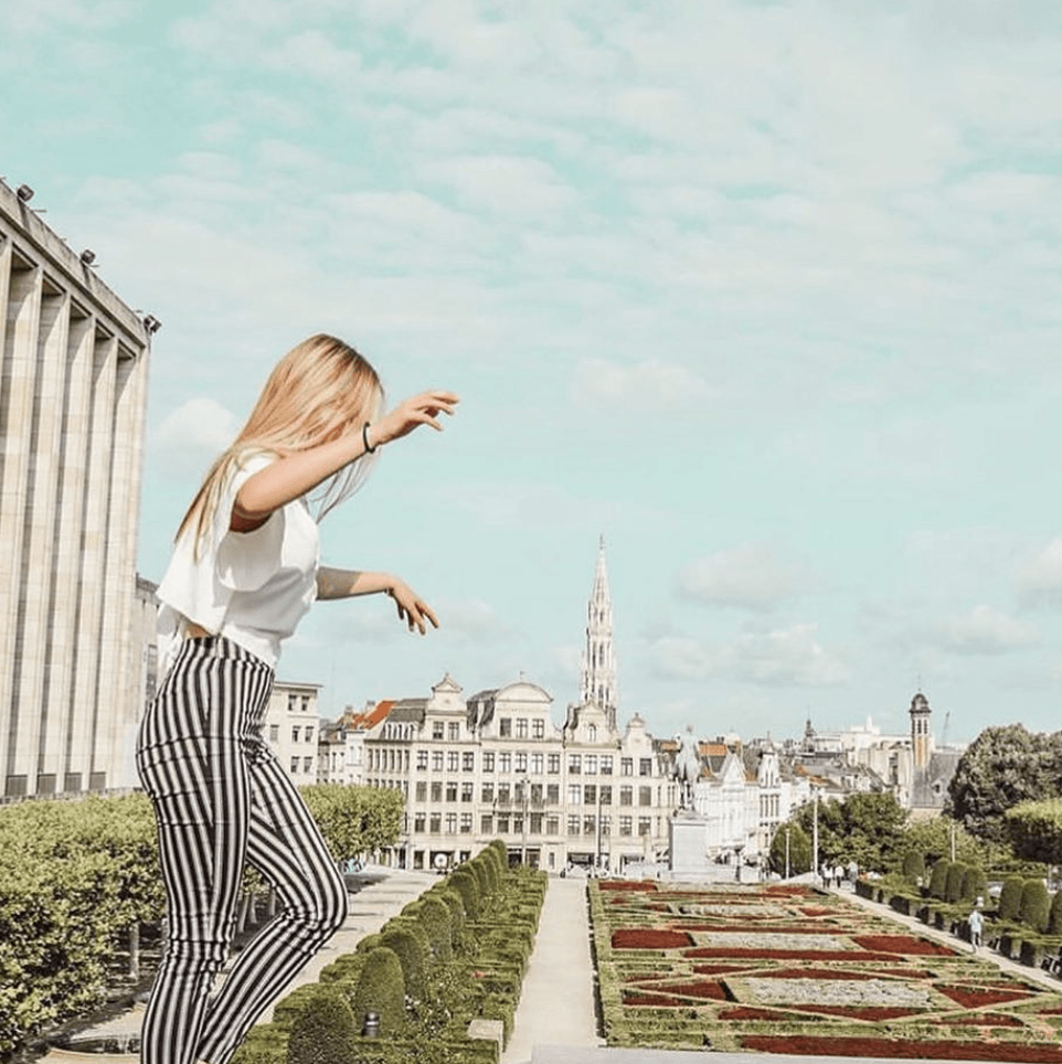 The Most Instagrammable Spots in Brussels