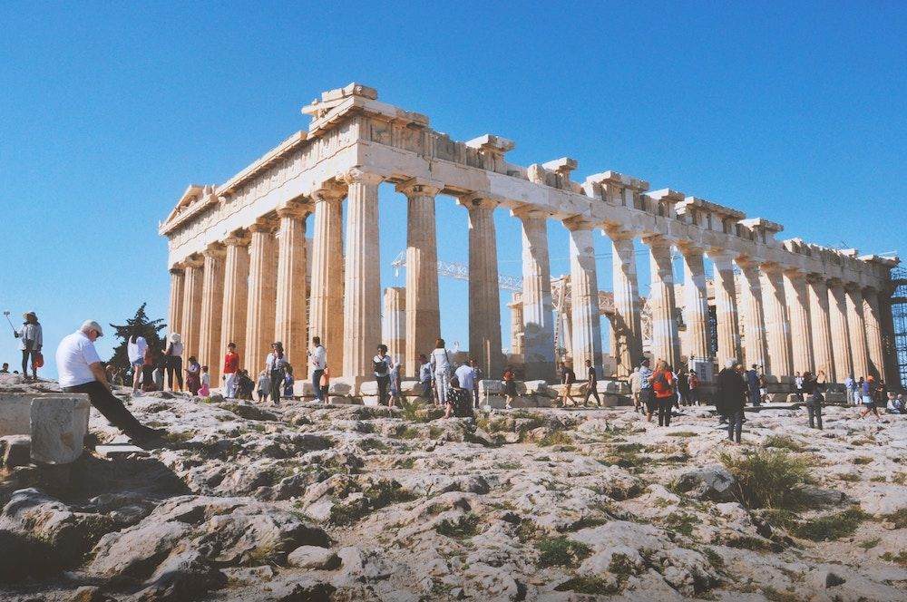 Why you should visit Athens?