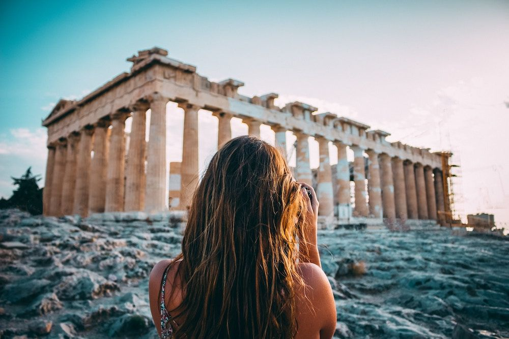 The Best Instagram spots in Athens