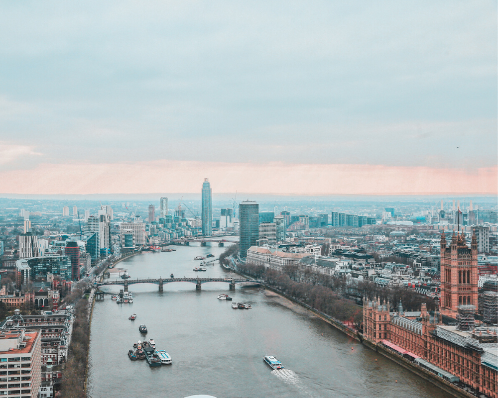 Want the best views of London landmarks?
